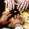 Billie Bowtrunckle: Sam and Dean hands