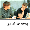 softbluebuddy: Soul Mates