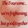 Dani: Frightening Foursome