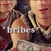 kimberbaby: Bribes