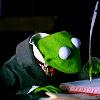 Ash: Kermit writing