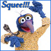 He said it, Squee, Hurray!
