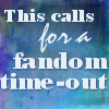 A work in progress: Fandom Timeout