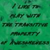 chat transitive awesomeness