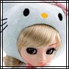 Pullip Doll - Hello Kitty