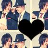 x Kimimaru black heart