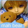 mah bear