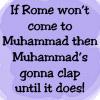 Denmarkien: Muhammed