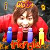 Leilani: Gekiranger - triangle!