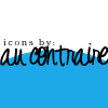 icons by au_contraire