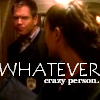 Whatever Crazy Person - Tony/Ziva