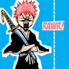 incidents and accidents, hints and allegations: Ichigo rawr