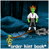 monkey island: order hint book