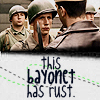 Band of Brothers - Bayonet rust