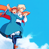 Wizard: Howl's Moving Castle