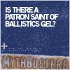 Mythbusters: Patron Saint