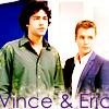 allyndra: Vince/Eric