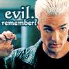 evil remember (spike)