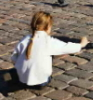 Девочка на площади - Мартен