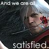 Gogo: Dante-satisfied