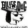 blues dog