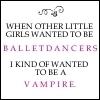 ballet/vamp