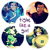 .: m00n bender :.: fightlikeagirl