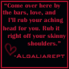 Al quote- from the Hollows series