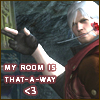 Gogo: Dantes-room
