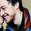 """MJ"": James McAvoy (laughing)"
