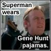 Gene!Superman!