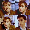Dr. Who Ten: 4 faces
