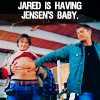 jared is pregnant