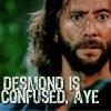 Desmond Confused by janie_tangerine