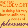 hp voldemort pleasure