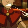 sokka: picking teeth
