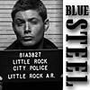 Ellen: Jensen!Dean - Blue Steel
