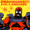 Distracted One: magnus: Bwahaha. evil=awesome