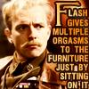 flash & orgasms