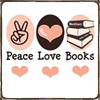 books- peacelove&books