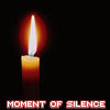 moment of silence, candle