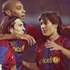 Leo & Bojan - The Barca Babes!