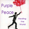JaeJoong Purple Peace 1