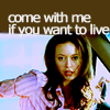 come with me if you want to live - new