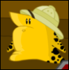 the cheat, pith hat