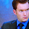 the nightingale in berkeley square: [torchwood] Ianto {blue shirt}