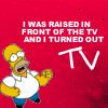 tv homer