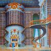 La femme cachée: best library ever