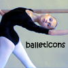 Ballet Icons