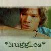 jessm78: Supernatural: Sam/Dean hug in Mystery Sp
